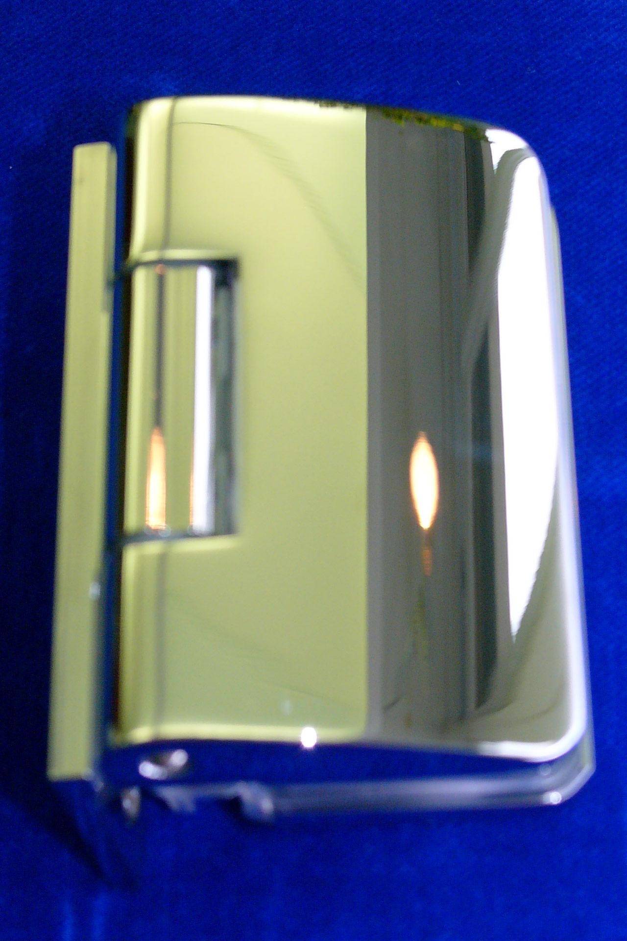 SD 860 charnière de porte en verre douche, seulement pour tirer