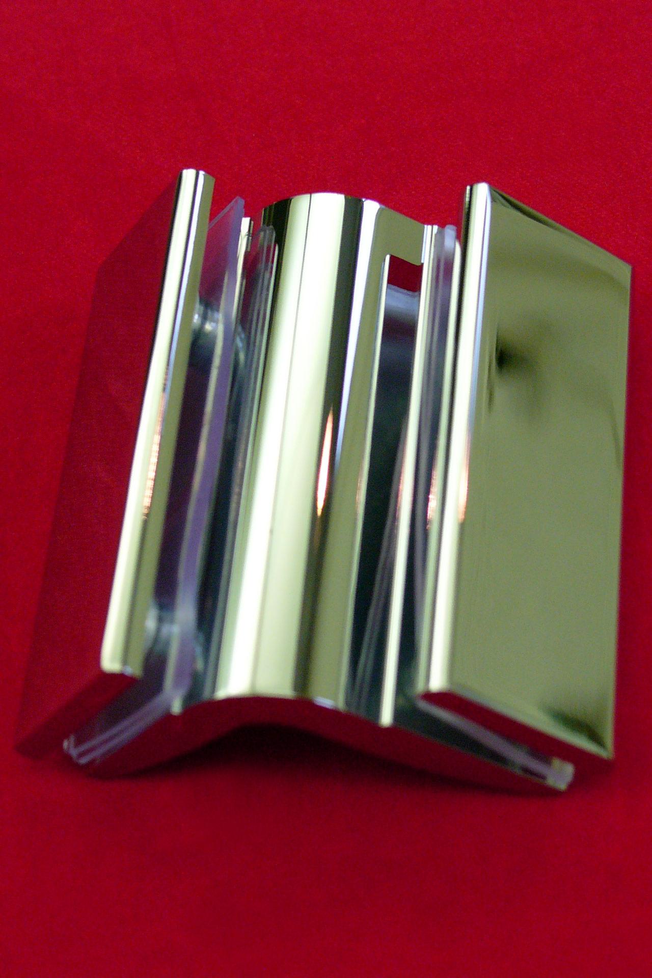 SD 943 profil d'angle verre - verre 90°