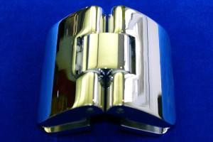 SD 867 charnière de porte verre-verre, pour douche 135°