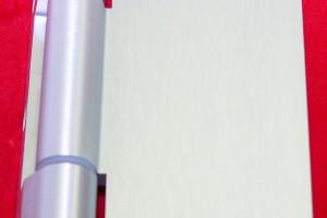 charnière de porte verre - paroi
