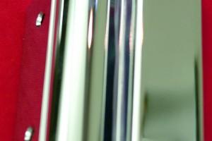 SD 941 profil d'angle paroi - verre